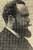 Arthuro Bitenso (Bittens) portretas