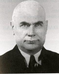 Juozo Ciplijausko portretas