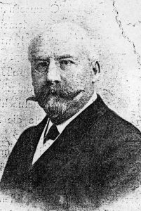Hermano Gerlacho portretas