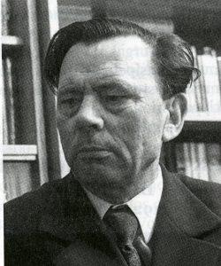 Pauliaus Drevinio portretas