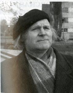 Vlado Jono Gurnevičiaus-Ramaškonio portretas