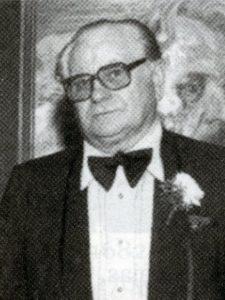 Alfonso Mikulskio portretas