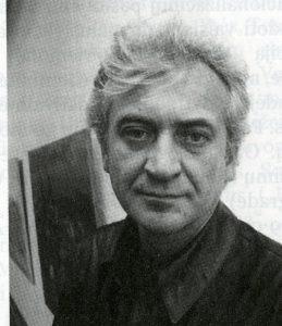Algimanto Jusionio portretas