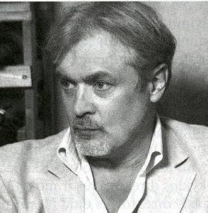 Valentino Klimo portretas