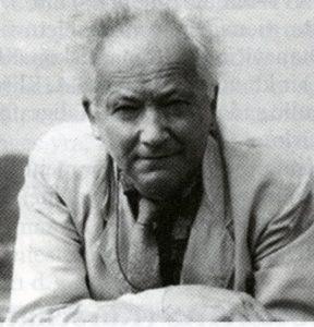 Vytauto Landsbergio-Žemkalnio portretas