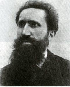 Frydricho Timo (Thimm) portretas