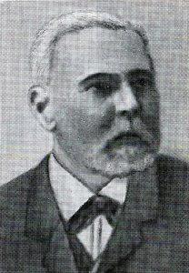 Frydricho Wilhelmo Zyberto (Siebert) portretas
