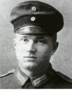Miko Šlažos portretas