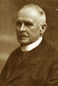 Hugo Šojaus (Scheu) portretas
