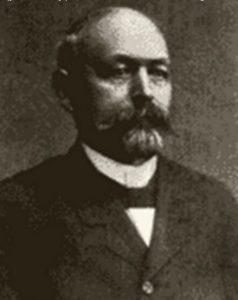 Johanno Zembrickio (Sembritzki) portretas