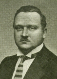 Erdmono Simonaičio portretas