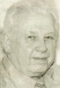 Alfonso Romučio Ivanausko portretas