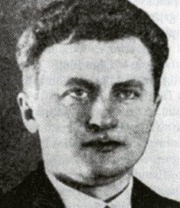 Eduardo Simaičio portretas