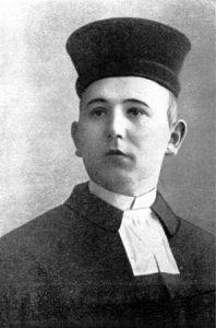 Valentino Gailiaus portretas
