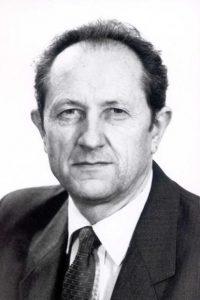 Romualdo Igno Bloškio portretas