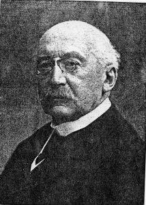 Heinrich Gerlach portretas