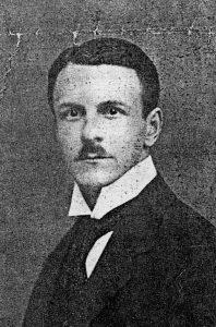 John Eduard Gerlach portretas
