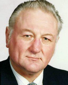 Petro Januškos portretas
